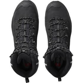 Salomon X Ultra CS WP Chaussures hiver Homme, black/phantom/monument